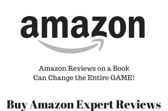 Buy Amazon Book Reviews